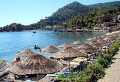 Son dakika haberler: Bodrumda tatil cep yakıyor Deniz içinde locanın bedeli 3 bin TL
