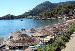 Bodrumda tatil yapmak cep yakıyor Plaj ücretleri...