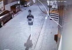 Pes dedirten görüntü Kur'an-ı Kerim'i yırtarak çöpe attı