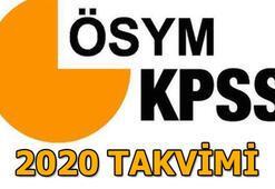KPSS ortaöğretim, lisans, önlisans başvuruları ne zaman başlıyor, başvuru ücreti ne kadar KPSS sınav tarihleri 2020