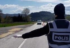 Corona virüslü işçiler Van'a giderken Bolu'da yakalandı