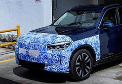 Yeni BMW iX3ün son hazırlıkları tamamlandı