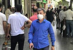 Hangi illerde maskesiz sokağa çıkmak yasaklandı İzmirde maskesiz sokağa çıkmak yasaklandı mı