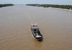 Çinde tekne battı