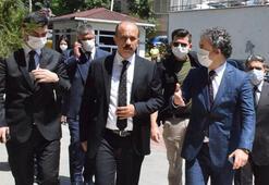 İstanbul Emniyet Müdürü Zafer Aktaş, Asayiş Şube Müdürlüğünü ziyaret etti