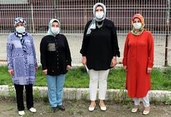 AK Partiden sokak hayvanları için basın açıklaması