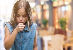 Çocuklarda geçmeyen öksürük ne anlama geliyor