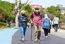 Yaşlılara çok önemli uyarı: Tokalaşmayın ve kucaklaşmayın