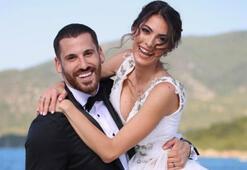 Son dakika: Ezgi Avcı ile Nemanja Djurisic evlendi