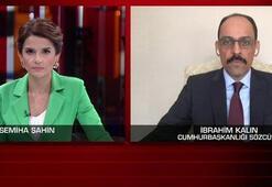 Son dakika... Cumhurbaşkanlığı Sözcüsü Kalından flaş Libya açıklaması