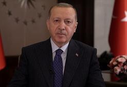 Cumhurbaşkanı Erdoğan, Kore Savaşının 70. yılı dolayısıyla düzenlenen törene video mesaj gönderdi