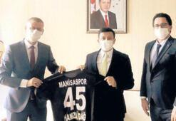 Manisaspor'dan Başkent çıkarması