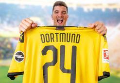 Borussia Dortmund, Thomas Meunier transferini bu videoyla duyurdu...