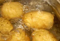 Patatesi haşlarken sakın bu hataları yapmayın Patates haşlamanın püf noktaları