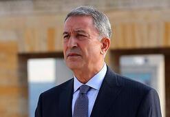 Milli Savunma Bakanı Akardan Doğu Akdeniz mesajı