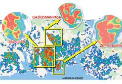 İstanbul'un riskli bölgeleri