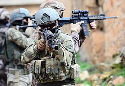 Son dakika... Jandarma Özel Harekat sıcak temas sağladı Etkisiz hale getirildiler