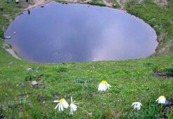 Dipsiz Gölün son hali görüntülendi