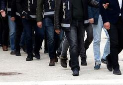 18 ilde FETÖnün askeri yapılanmasına operasyon: 15 gözaltı