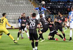 Eskişehirspor kritik virajda Kaybederse küme düşecek...
