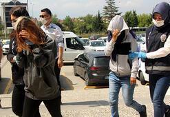 Bolu'da hırsızlar yürüyüşlerinden tanınarak yakalandı