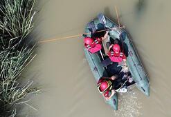 Sel felaketinde kaybolan Derya'yı arama çalışmalarında 5inci gün
