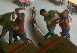 Aydında şok eden olay Avukat, eski müvekkilini dövdü
