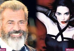 Şok iddialar Mel Gibsondan Winona Rydera yanıt