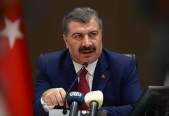 Son dakika Sağlık Bakanı Fahrettin Kocadan YKS açıklaması