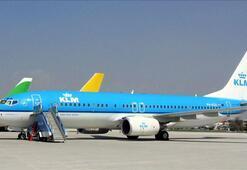 Hollandadan ulusal hava yolu şirketi KLMye 3,4 milyar euro kurtarma yardımı