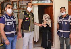 Suriyeli kadını gasbeden şahıs yakalandı