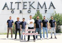 Matmeriçli'nin ekibi hazır