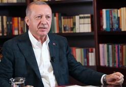 Cumhurbaşkanı Erdoğan YKSye girecek öğrencilere başarı diledi