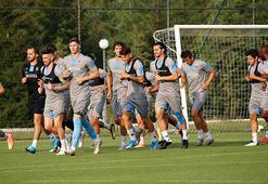Trabzonspor, MKE Ankaragücü hazırlıklarını tamamladı
