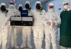 Son dakika... Dünyada ilk defa Diyarbakırda uygulandı Türk Işın Tedavisi corona virüsü yendi