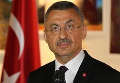 Cumhurbaşkanı Yardımcısı Oktaydan Pençe-Kaplan Operasyonu şehidi için başsağlığı mesajı
