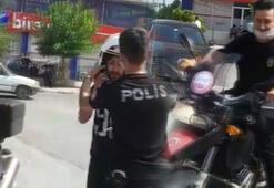 Son dakika YKS öncesi imdadına polis yetişti...