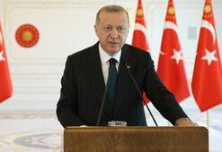 Son dakika haberi Cumhurbaşkanı Erdoğandan kıdem tazminatı açıklaması