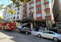 Bahçelievlerde patlamanın olduğu binada incelemeler sürüyor