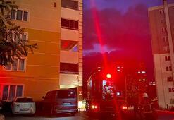 Orduda korkutan yangın 6 kişi hastaneye kaldırıldı