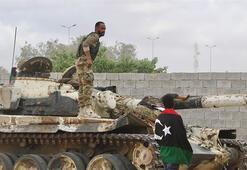 Libya Ordusu ilan etti Sirte ve Cufrayı temizlemek zorunluluk oldu