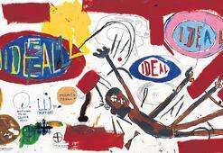 Basquiat'nın Warhol eseri müzayedede