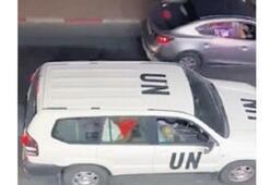 BM aracında skandal