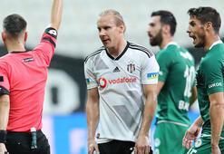 Son dakika transfer haberleri - Beşiktaşa Vidadan kötü haber