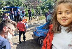 Giresunda, 7 yaşındaki kayıp İkranur her yerde aranıyor