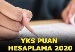 2020 YKS puan hesaplama YKS-TYT-AYT-YDT puan hesaplaması nasıl yapılacak