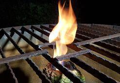 Düzcede şok eden görüntü Kuyudan çıkan su yanıyor