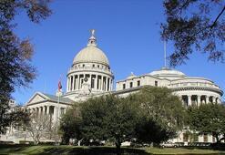 ABDde Mississippi eyaleti ırkçı konfederasyon sembolünü bayrağından çıkarıyor