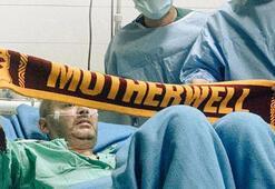 68 gün solunum cihazına bağlı kaldıktan sonra iyileşti