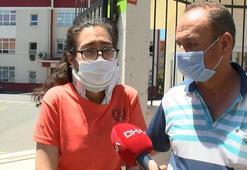 Maltepede yaralı halde sınava giren öğrenci konuştu